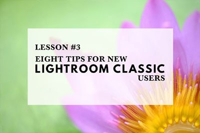 Introducing Lightroom Classic email course